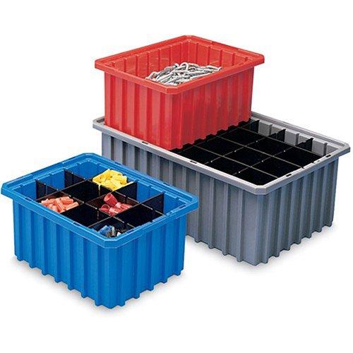 [해외]Akro-Mils Akro-Grid 롱 디바이더 - 22-3 4x17-3 8x10 컨테이너에 적합 - 6 패키지/Akro-Mils Akro-Grid Long Dividers - Fits 22-3 4x17-3 8x10  Containers - Package Of 6