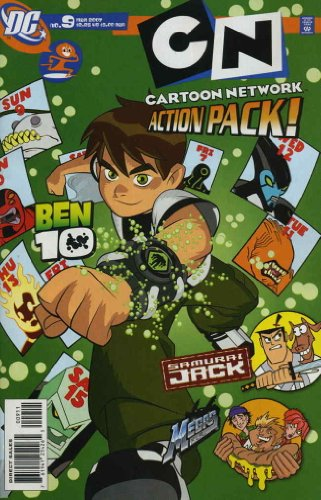 Cartoon Network Action Pack (2006) # -