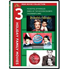MGM Movie Collection: Three Holiday Family Movies (Pocketful of Miracles / March of the Wooden Soldiers / The Bishop's Wife) (1947)