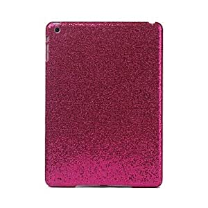 get Shimmering Pattern PC Solid Color Case for iPad Air , White