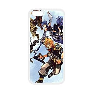 Kingdom Hearts II Final Mi iPhone 6 Plus 5.5 Inch Cell Phone Case White Customized gadgets z0p0z8-3673117