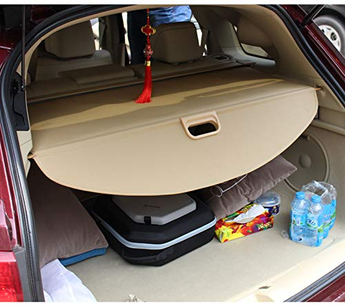 Juntu Retractable Rear Trunk Cargo Cover/Trunk Organizers/Trunk Shielding Shade for Acura RDX 2012-2015 Luggage&Baggage Privacy/Security/Safety Protecter