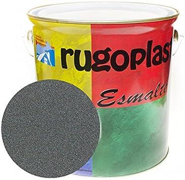Pintura esmalte sintético de alta calidad ideal para pintar hierros, rejas, portones, puertas, ventanas, madera... Brillante / Satinado / Mate / Forja / Aluminio Plata / Metalizado Varios Colores (4L,