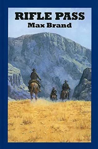 book cover of Rifle Pass