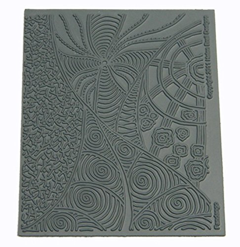 Fandango Texture Stamp by Helen Briel