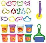 play dough 20 - Let's Natural Play Dough 24 Piece Play Set For Kids