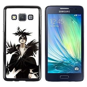 Stuss Case / Funda Carcasa protectora - Goth Señora Reina - Samsung Galaxy A3