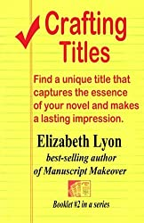 Crafting Titles: Find a unique title that captures the essence of your novel and makes a lasting impression.