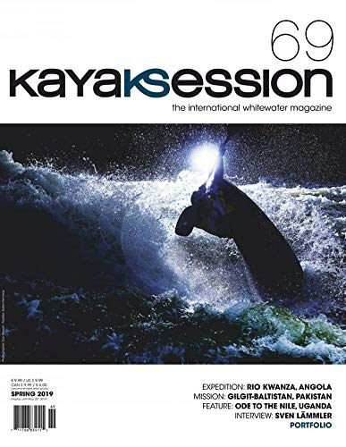 Kayak Magazine (Kayak Session Magazine)