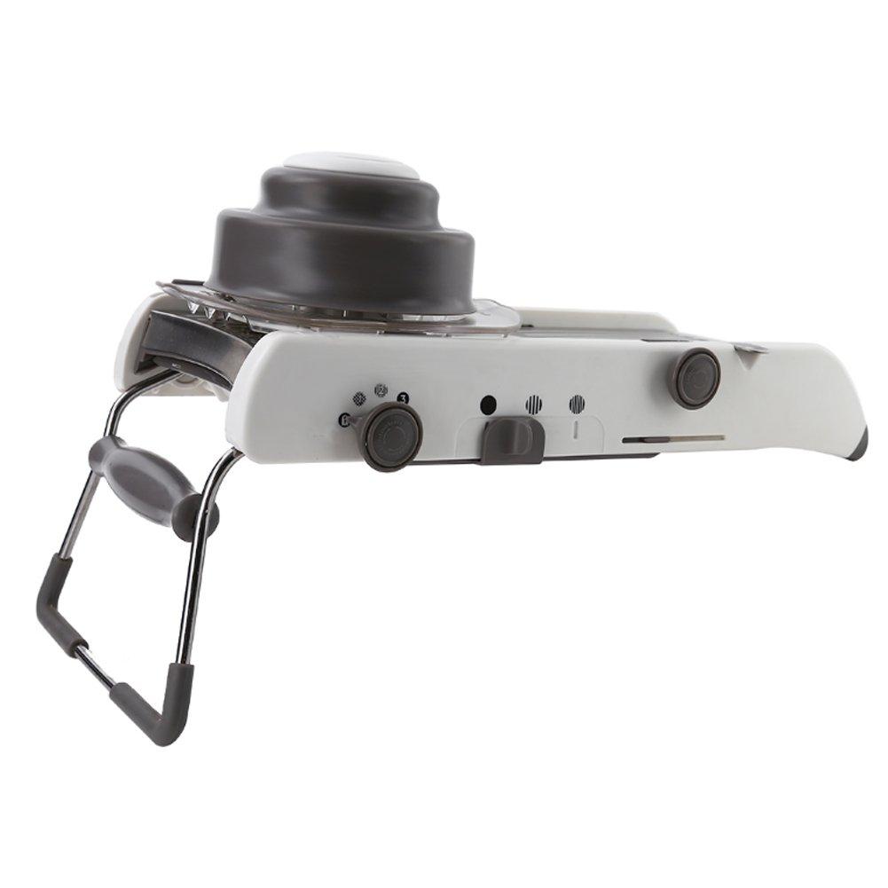 Taloyer Stainless Steel Multi-functional Chopper Cut Vegetable Potato Food Scissor Tools by Taloyer (Image #7)