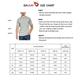 BALEAF Men's UPF 50+ Outdoor Running Workout
