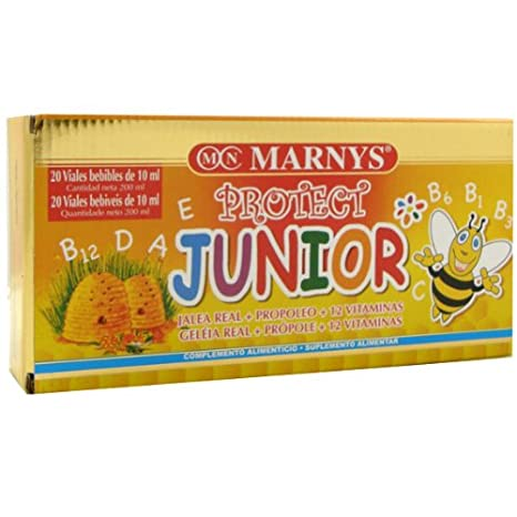 PROTECT JUNIOR 20 VIALESX10ML 20 VIALESX 10ML: Amazon.es: Salud y cuidado personal