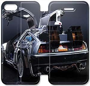 Premium Flip Ultra Slim Back To The Future-13 iPhone 6/6S Plus 5.5 Inch Leather Flip Case