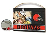 KH Sports Fan Clip It Colored Logo Photo Frame Cleveland Browns