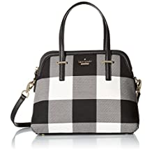 kate spade new york Cedar Street Plaid Maise