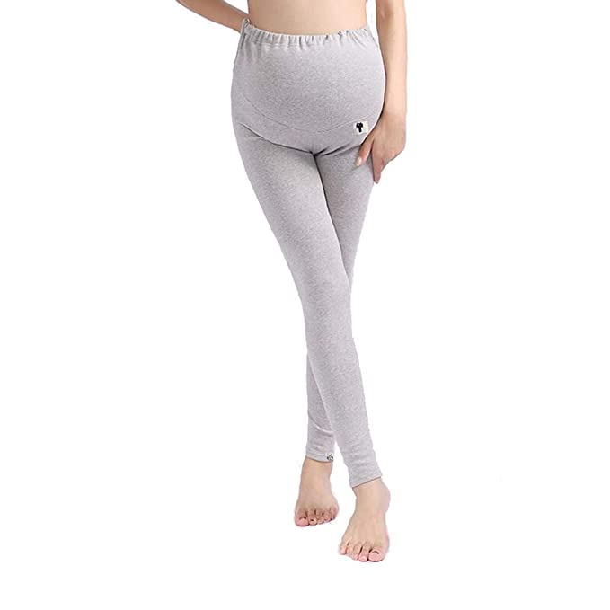 negozio online qualità eccellente vendita calda online Leggings Invernali Premaman Pantaloni Stretti Vita Alta ...