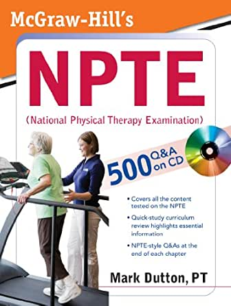 McGraw-Hill's NPTE (National Physical Therapy Examination ...