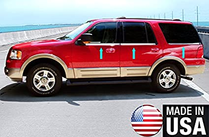 Made In Usa Tyger Works With   Ford Expedition On Pc Sill Last