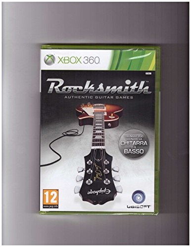 Rocksmith: Authentic Guitar Game Software [Xbox 360]