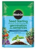 Miracle-Gro 74918430 Seed Starting Potting Mix
