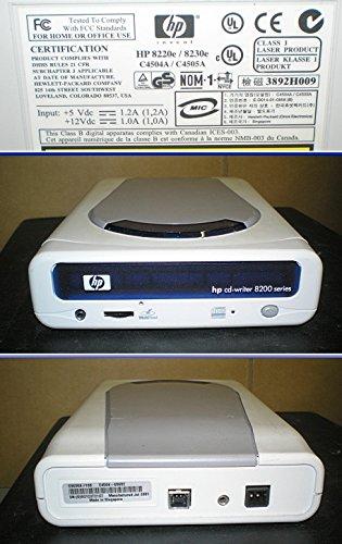 HP CD-WRITER 8220E DRIVERS (2019)
