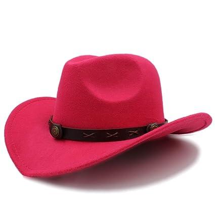 7932adef3 Amazon.com : YChoice A Superb hat Women Men Western Wool Western ...
