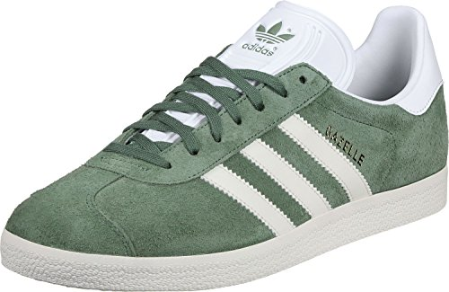 adidas Gazelle Scarpa green/white