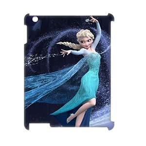 I-Cu-Le Frozen Pattern 3D Case for iPad 2,3,4