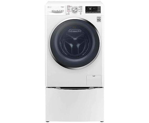 LG TWIN W9 ATS2 lavadora 9 kg +2 kg, 1400 rpm, A+++: Amazon.es ...