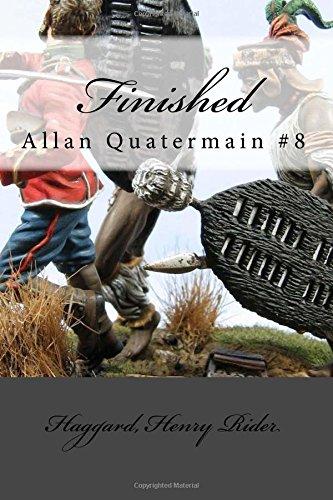 Download Finished: Allan Quatermain #8 pdf