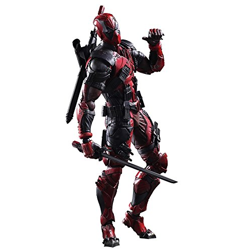 Square Enix Marvel Universe Deadpool Variant Play Arts Ka...