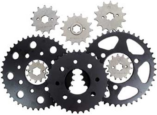 Kawasaki Rear Sprocket KLX 300 2003-2007 Rear 50 Tooth For 520-110 Chain Street Motorcycle/Scooter Part# 55-46048