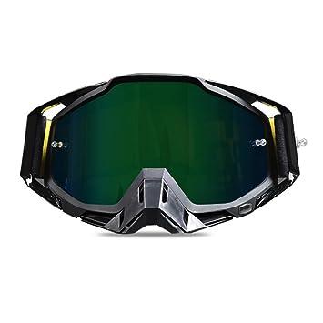 Montar al aire libre gafas polarizadas deportes invierno esquí anti-ULTRAVIOLETA gafas de sol motos