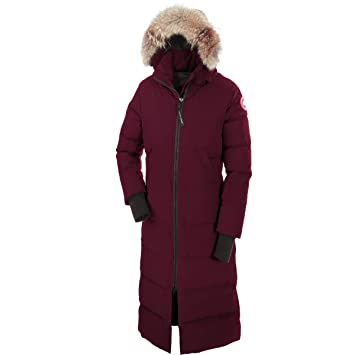 Canada Goose Mystique Down Parka - Women s Niagara Grape 081ee8e43