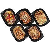 Sauber Box 2 Meal Plan (5)