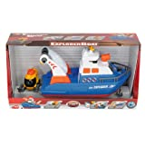 Dickie Toy Explorer Boat, 37 cm