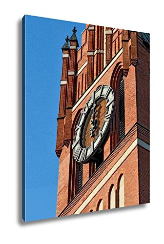 Ashley Canvas Church Of The Holy Family Kaliningrad Former Koenigsberg Russia, Wall Art Home Decor, Ready to Hang, Color, 20x16, AG5561005 by Ashley Canvas