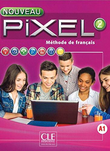 Méthode de français Pixel 2 : Livre de l