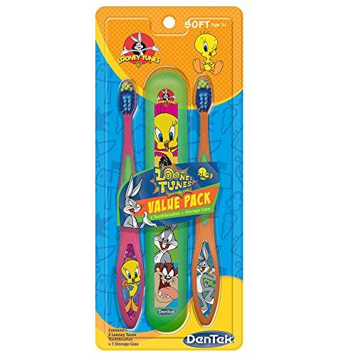 DenTek Looney Toothbrush Holder Tweety