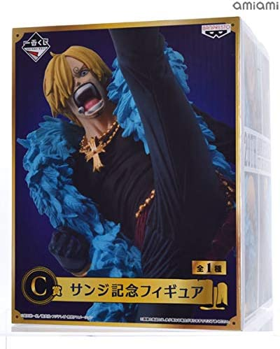 Ichiban Kuji One Piece 20th anniversary A prize Luffy Memorial figure From JAPAN