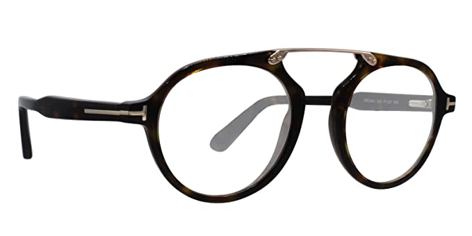 dce4988c11 Image Unavailable. Image not available for. Color  Eyeglasses Tom Ford FT  5494 052 dark havana