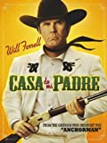 DVD : Casa De Mi Padre (English Subtitled)