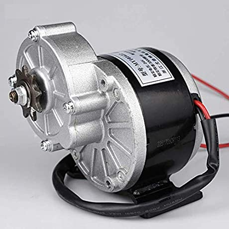 xcluma MY1016Z2 24V 250W Electric Motor for E-Bike, Electric Tricycle ,DIY EBike Project