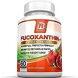 BRI Nutrition Fucoxanthin - Maximum Strength Extract Plus Supplement - 30 Day Supply - 60 Capsules