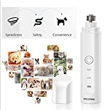 INNOPAW Rechargeable Pet Nail Grinder, Upgraded