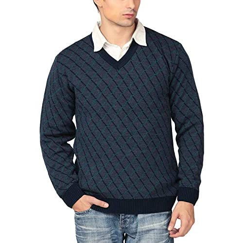 51isd3J9y3L. SS500  - aarbee Men's Blended Sweater