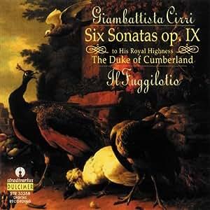Cirri : 6 Sonatas