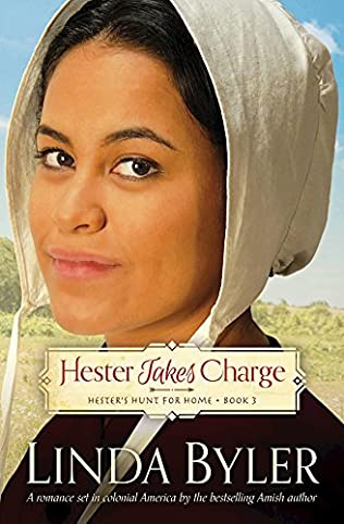 book cover of Hester Takes Charge