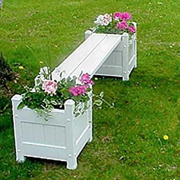 Brilliant Bestnest Dura Trel Small Planter Boxes And Seat Package Forskolin Free Trial Chair Design Images Forskolin Free Trialorg