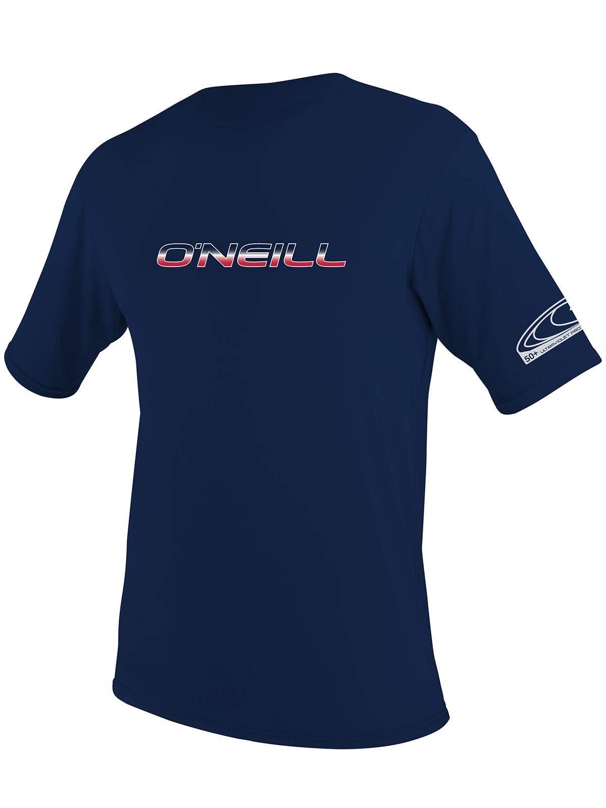 1c44a076 O'Neill Men's Basic Skins UPF 50+ Short Sleeve Sun Shirt product image